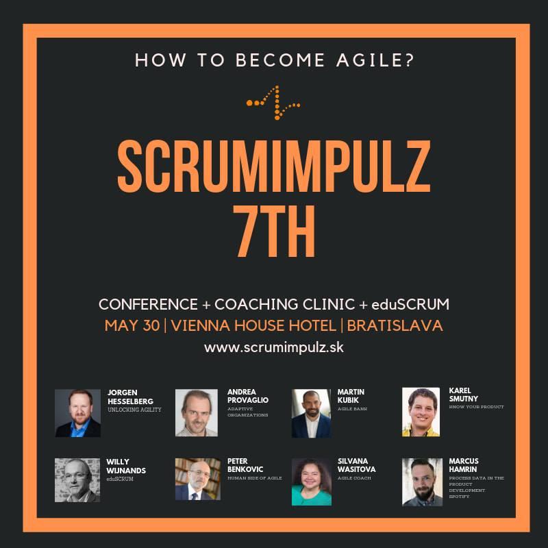 scrumimpulz agile konferencia